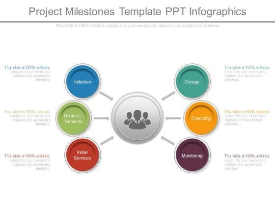 Project Milestones Template Ppt Infographics - PowerPoint Templates - project milestone template ppt