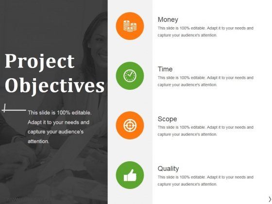 Project scope PowerPoint templates, Slides and Graphics - Presentation Project