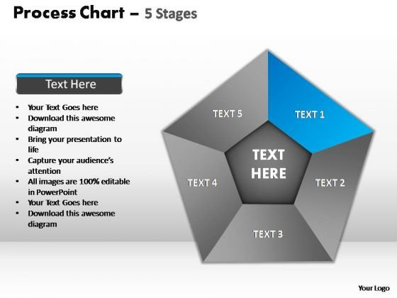 PowerPoint Design Growth Process Chart Ppt Presentation Designs