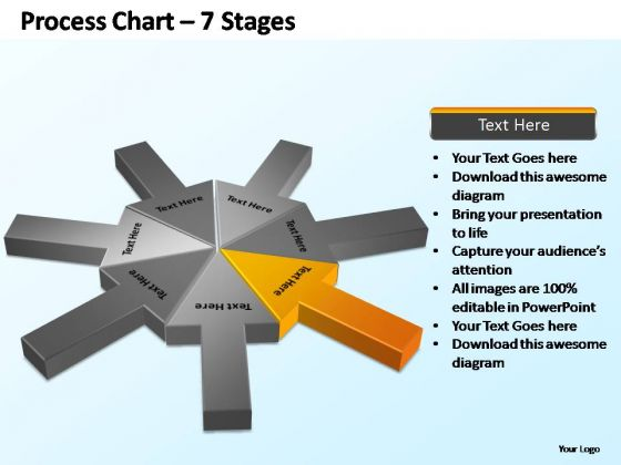 PowerPoint Presentation Designs Chart Process Chart Ppt Design