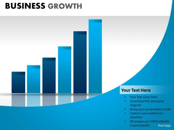PowerPoint Slide Designs Marketing Business Growth Ppt Slide Designs - power point slide designs