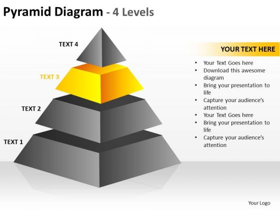 Four PowerPoint templates, Slides and Graphics