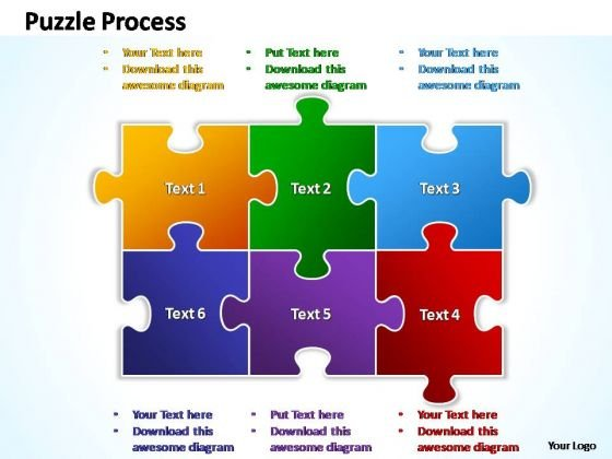 PowerPoint Templates Business Puzzle Ppt Themes - PowerPoint Templates