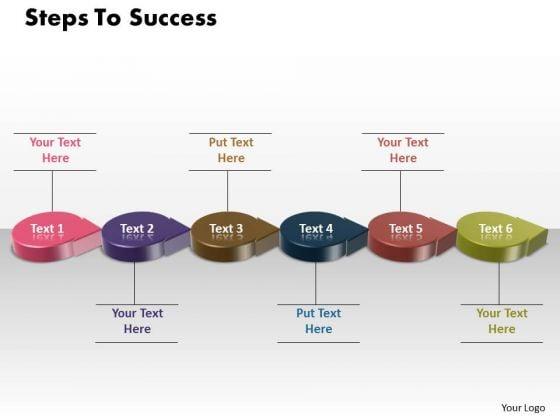Ppt 3d Circle Arrow Scientific Method Steps PowerPoint Presentation