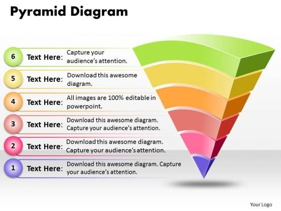 Ppt Pyramid Diagram Design PowerPoint 2007 Templates - PowerPoint