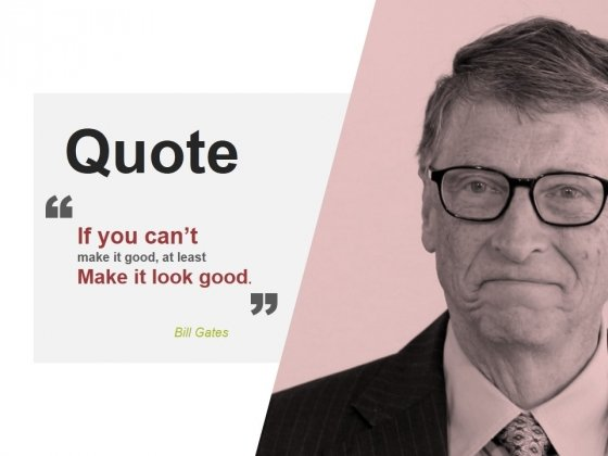 Quote Ppt PowerPoint Presentation Infographic Template Master Slide - quote on presentation