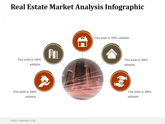 Real Estate Market Analysis Infographic Ppt PowerPoint Presentation