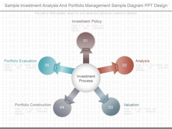Sample Investment Analysis And Portfolio Management Sample Diagram - investment analysis sample