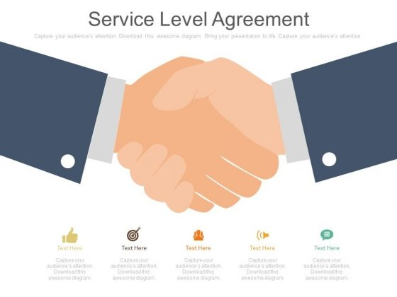 Service Level Agreement Ppt Slides - PowerPoint Templates