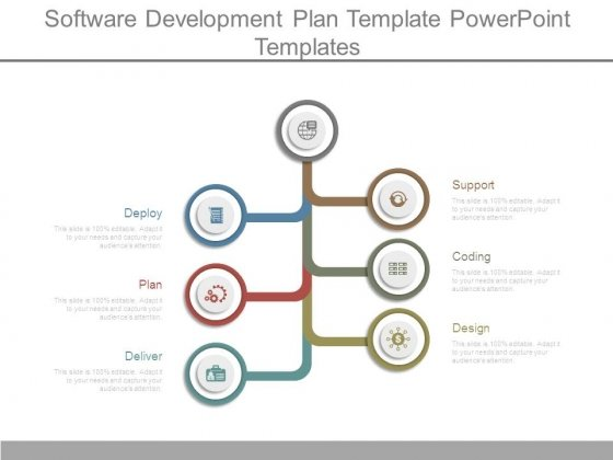 Software Development Plan Template Powerpoint Templates - PowerPoint