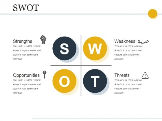 Swot Ppt PowerPoint Presentation Infographics Pictures - PowerPoint
