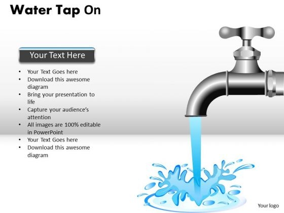 Water PowerPoint templates, Slides and Graphics