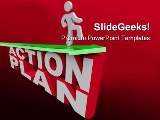 Action plan PowerPoint templates, Slides and Graphics