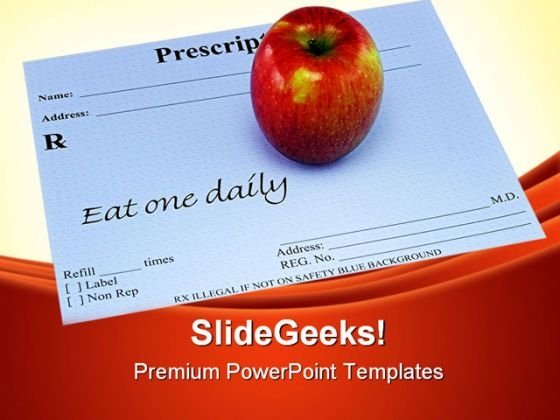 Nutrition PowerPoint templates, Slides and Graphics