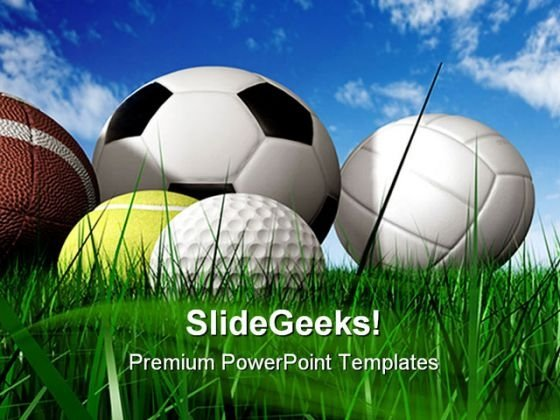 Sports PowerPoint Themes