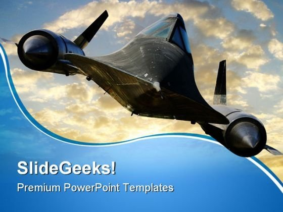 Aircraft PowerPoint templates, Slides and Graphics