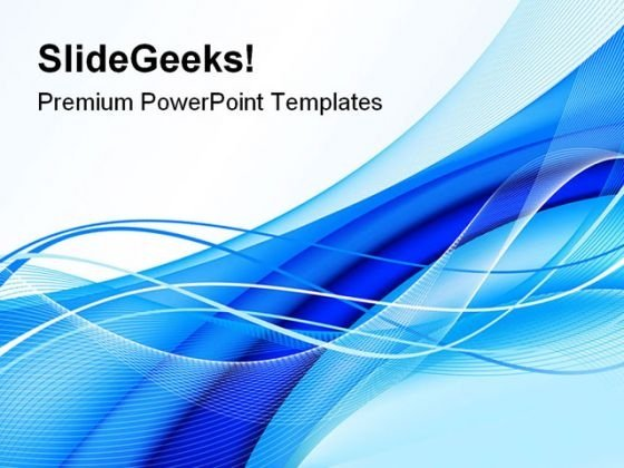 Blue Background Abstract PowerPoint Templates And PowerPoint