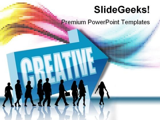 Creative Business PowerPoint Templates And PowerPoint Backgrounds