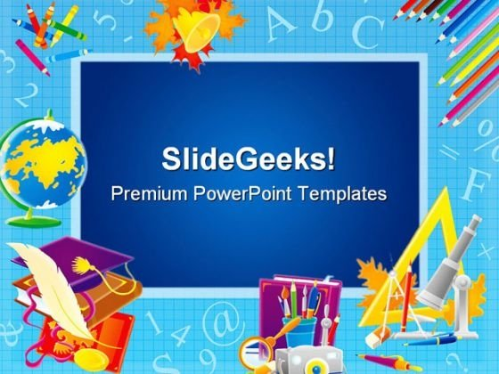 Childhood PowerPoint templates, Slides and Graphics