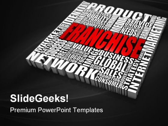 Franchise PowerPoint templates, Slides and Graphics
