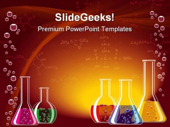 Laboratory Glasses Science PowerPoint Templates And PowerPoint - science powerpoint template