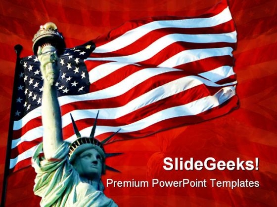 American PowerPoint Themes