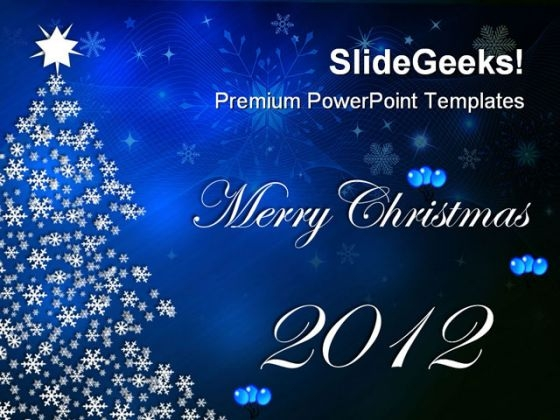 Snowflake PowerPoint templates, Slides and Graphics