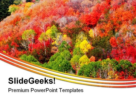 Wilderness PowerPoint templates, Slides and Graphics