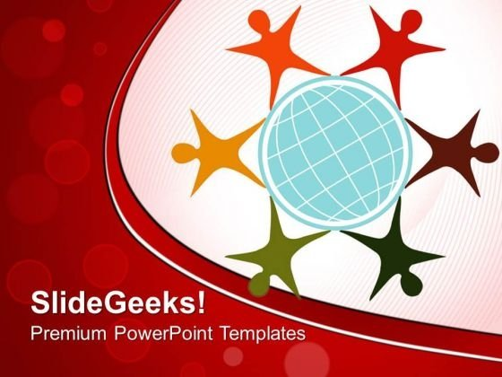 People Community Global PowerPoint Templates And PowerPoint Themes