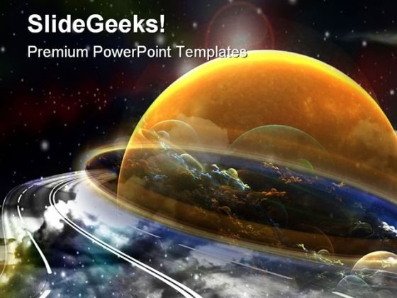 Astronomy PowerPoint templates, Slides and Graphics