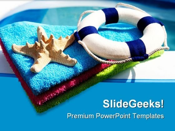 Summer Fun Holidays PowerPoint Templates And PowerPoint Backgrounds