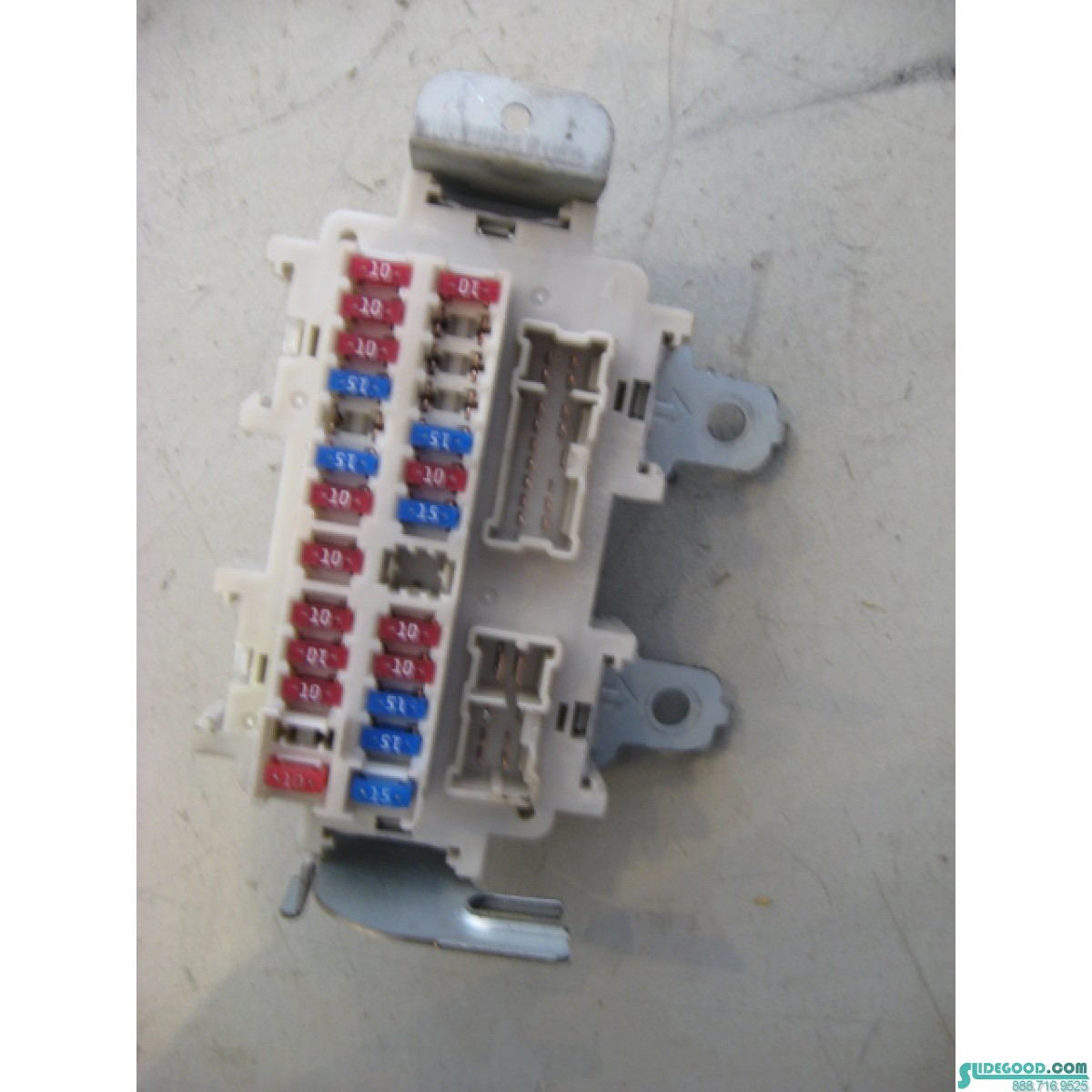 05 Nissan 350z Touring Convertible Interior Fuse Box Oem Auto