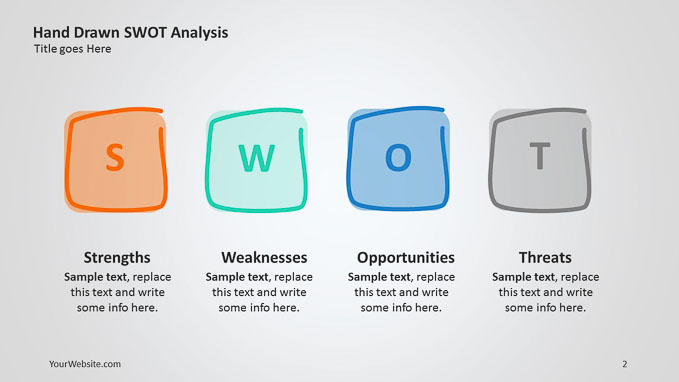 free swot analysis | env-1198748-resume.cloud.interhostsolutions.be, Modern powerpoint