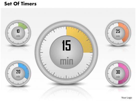 digital timer powerpoint