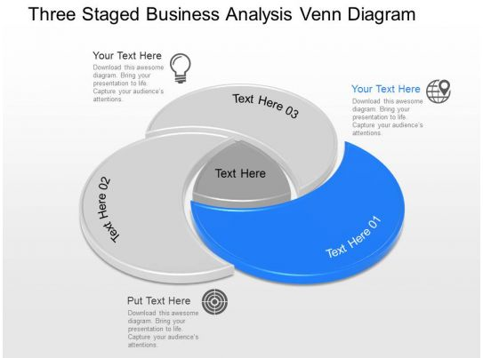 Venn Diagram Template Powerpoint Erieairfair