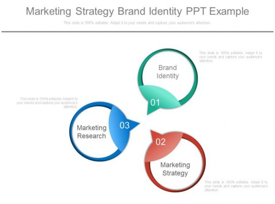 Marketing Strategy Brand Identity Ppt Example PowerPoint Slide