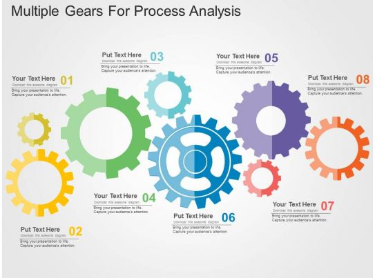 Case Control Study Wikipedia Multiple Gears For Process Analysis Flat Powerpoint Design