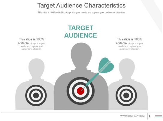 2018 The Target Audience Avatar Template Conversion Advantage65 new