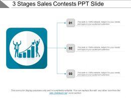 Sales Contests - Slide Team