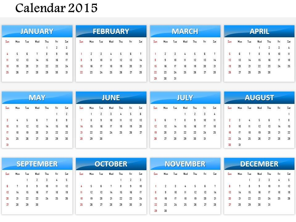 Elegant Powerpoint Template Elegant Business Red Line Template - powerpoint calendar template