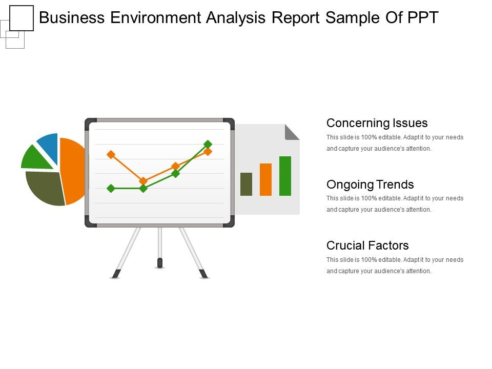 Business Environment Analysis Report Sample Of Ppt PowerPoint - sample analysis report