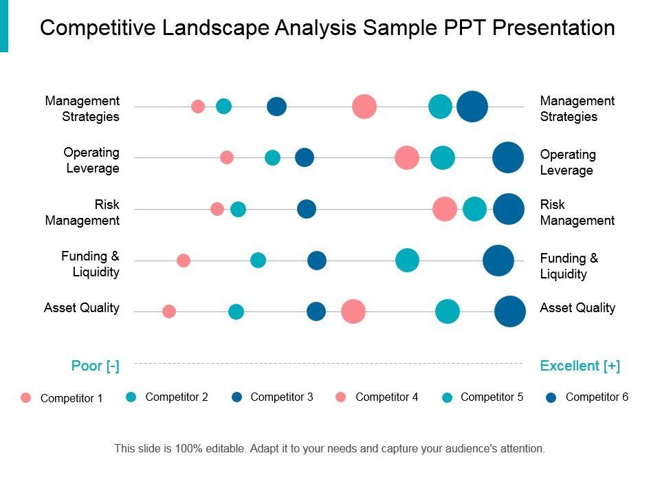 sample competitive analysis - fototango