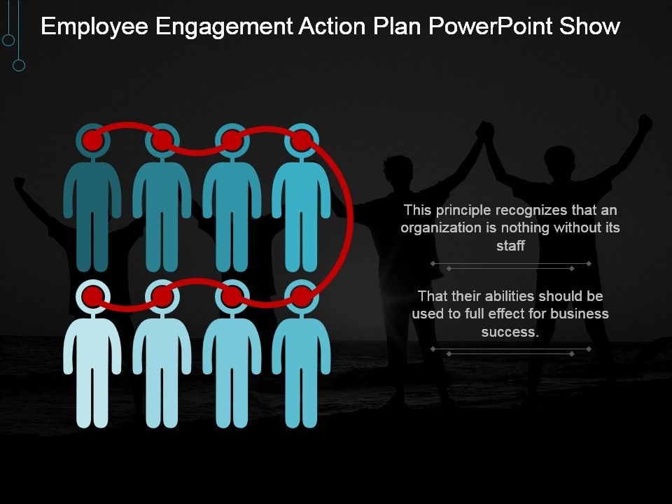 Employee Engagement Action Plan Powerpoint Show Presentation - Employee Presentations