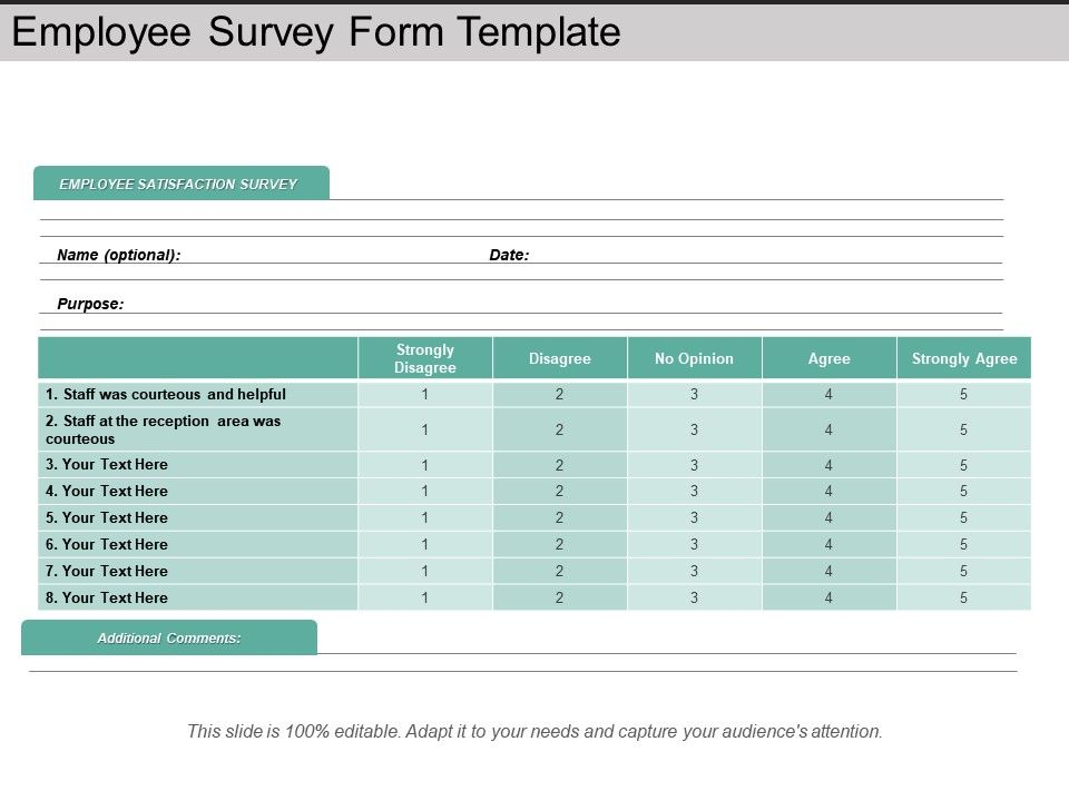 employee satisfaction survey ppt - Manqalhellenes