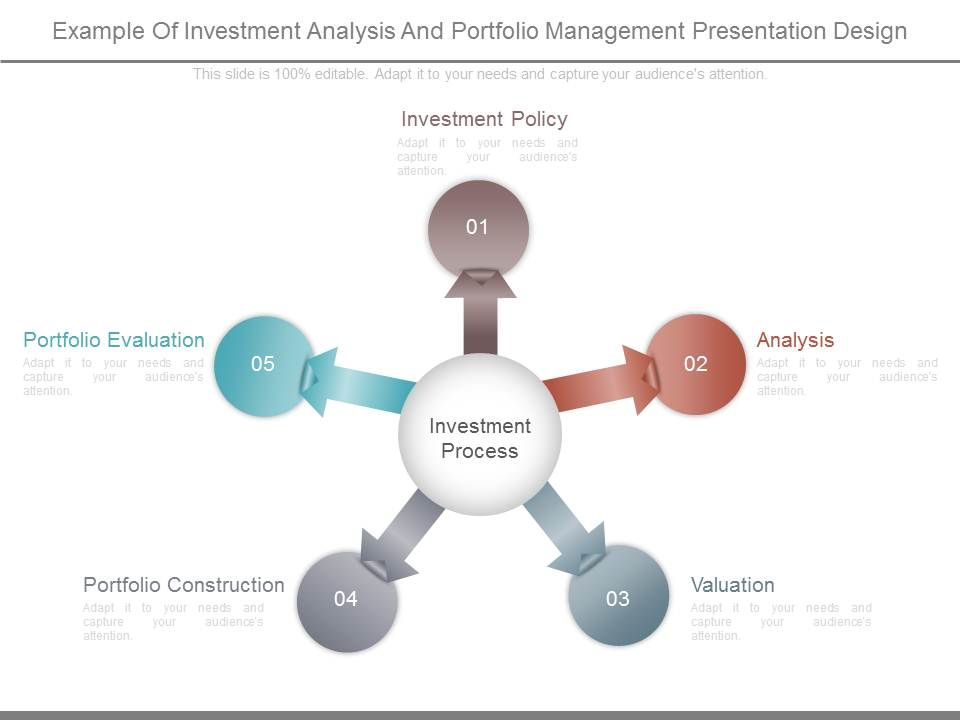 Example Of Investment Analysis And Portfolio Management Presentation - investment analysis