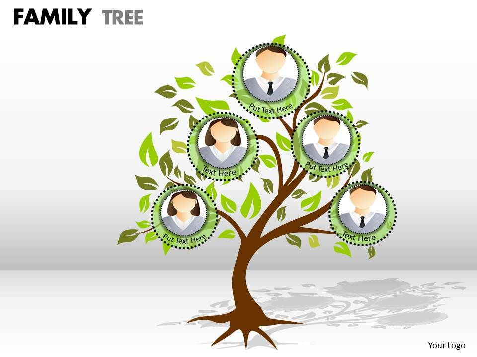 family tree download template