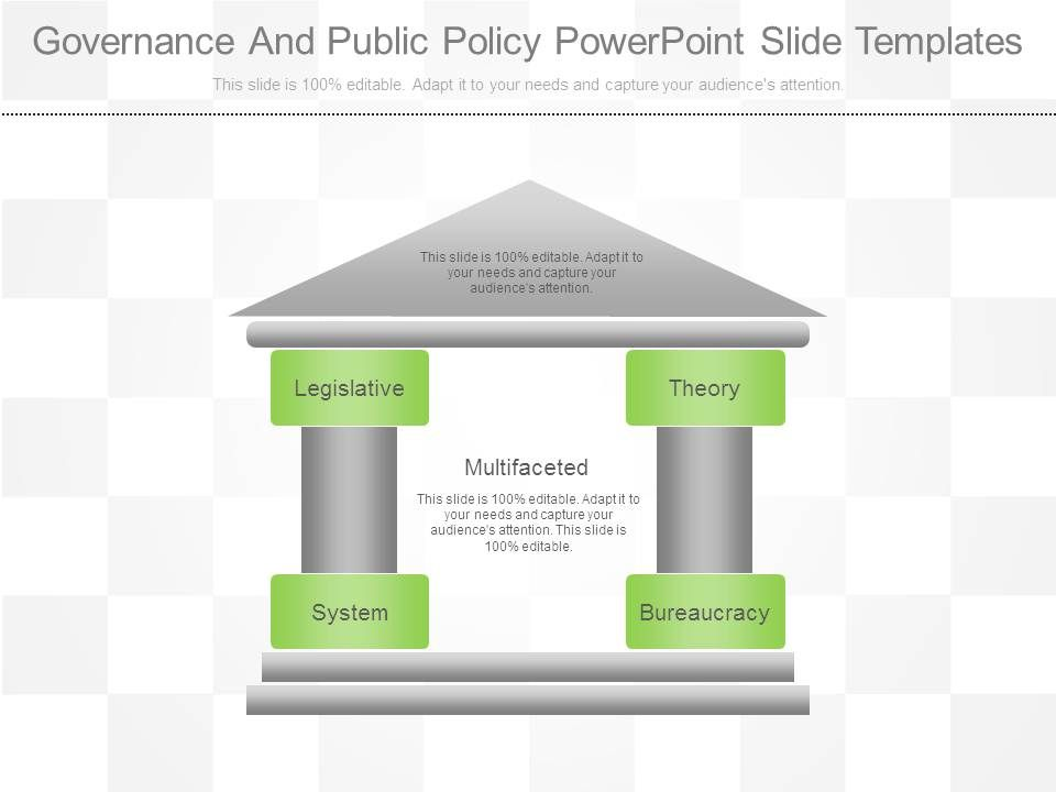 Governance And Public Policy Powerpoint Slide Templates PowerPoint - public policy examples