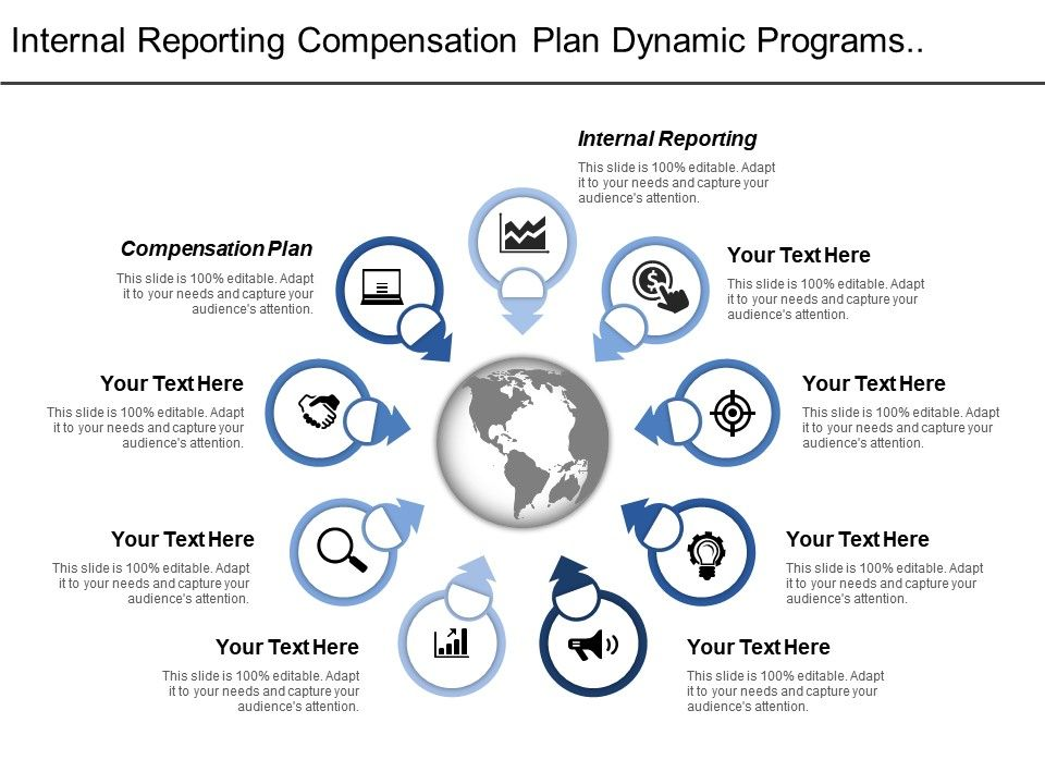 Internal Reporting Compensation Plan Dynamic Programs Business - compensation plan template