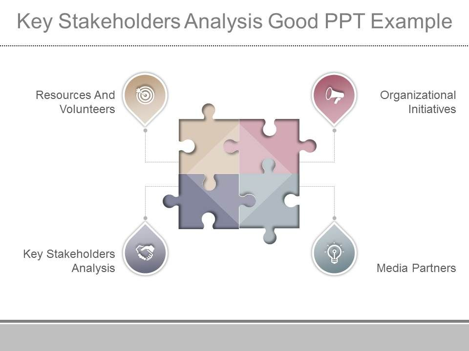 Key Stakeholders Analysis Good Ppt Example PowerPoint Presentation