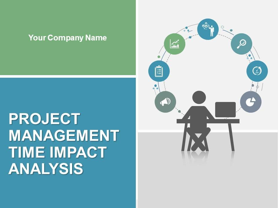 Project Management Time Impact Analysis PowerPoint Presentation - project analysis